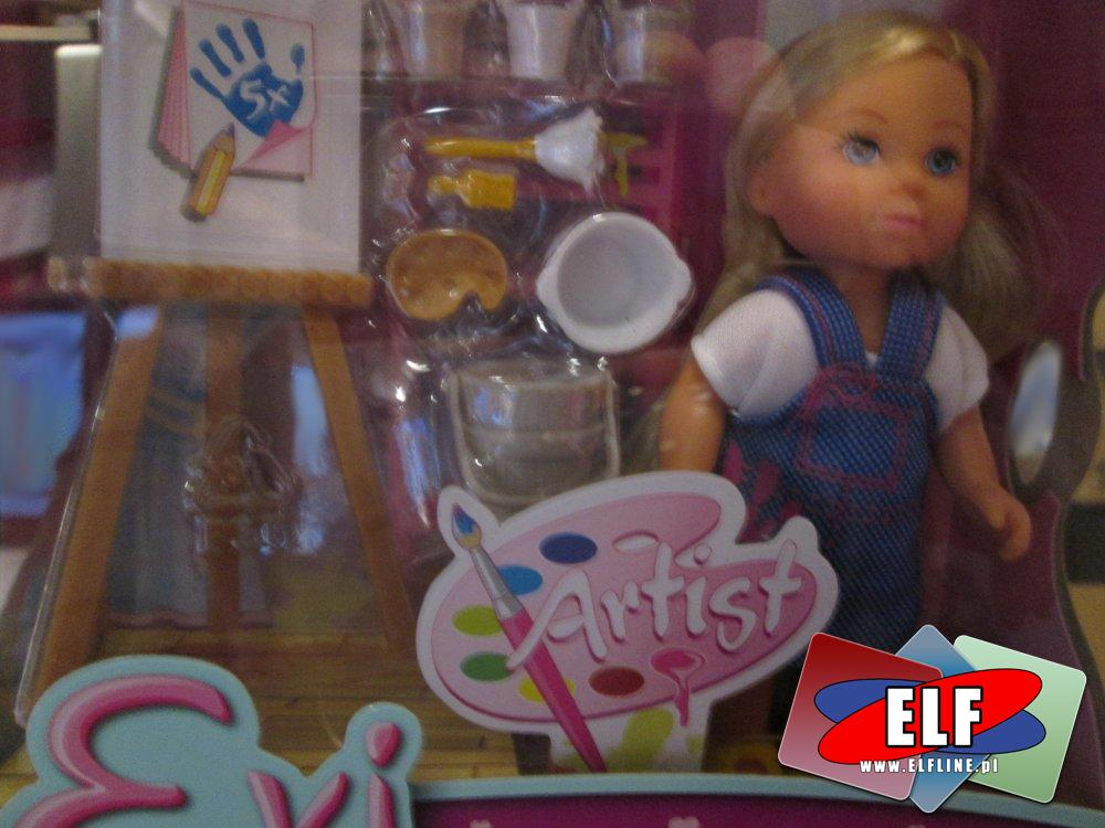 Lalka Evi Artist, lalki