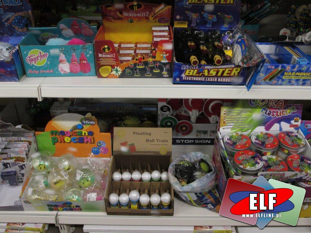 Zabawki różne