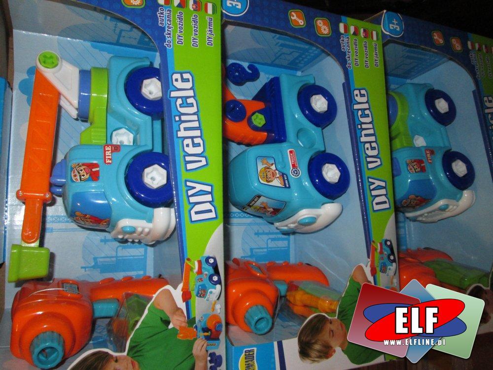 Diy Vechicle, Samochód Zabawka, Samochody zabawki