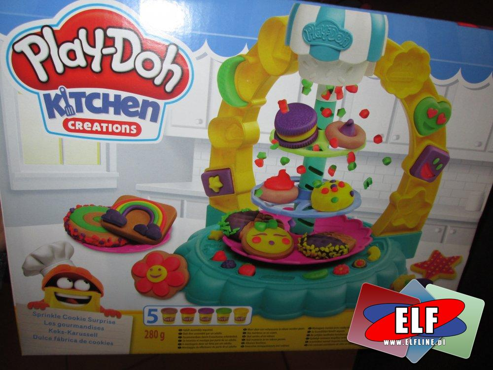 Play-Doh Kitchen, Ciastolina Playdoh Kuchnia