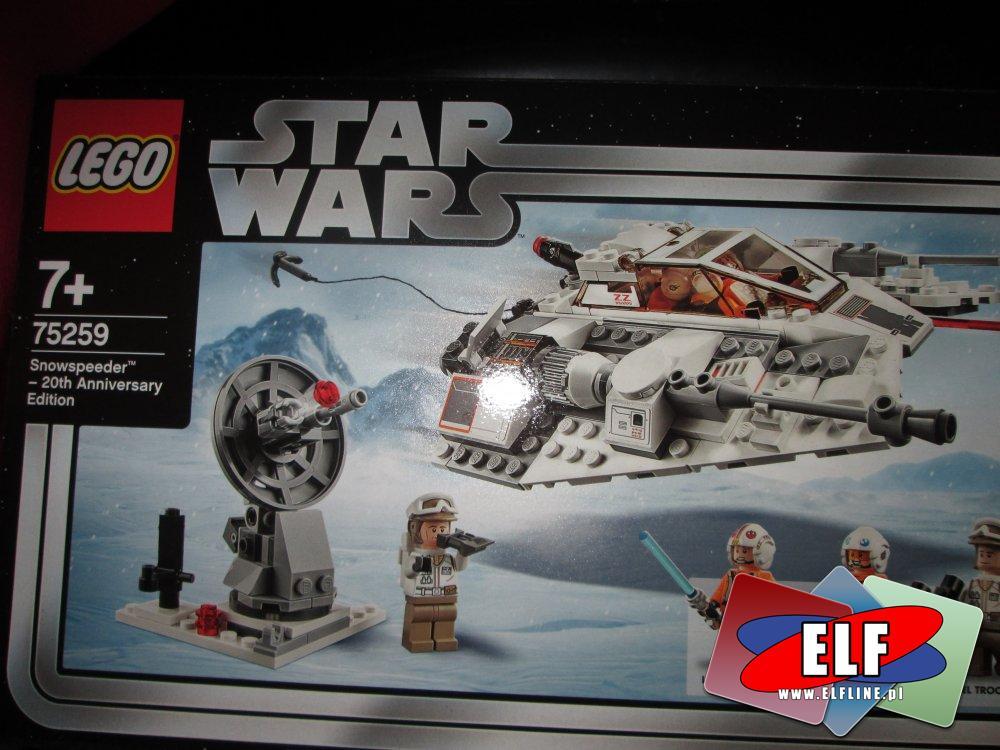 Lego StarWars, 75259 Śmigacz śnieżny, klocki Star Wars