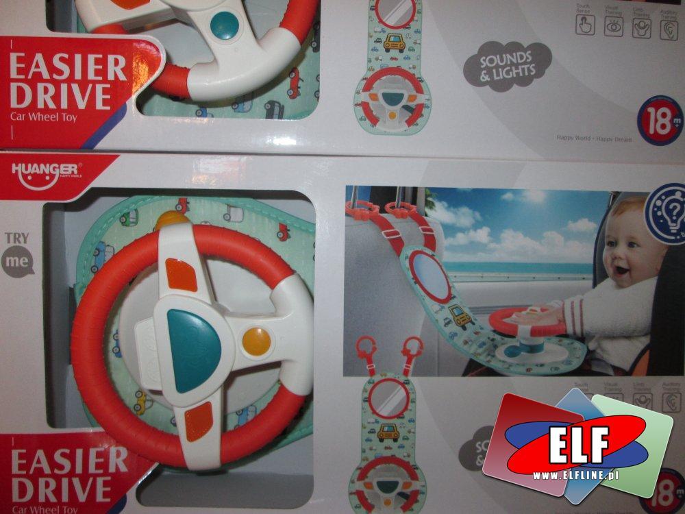 Easier Drive, kierownica dla dzieci, kierownice, gra, gry, zabawka, zabawki