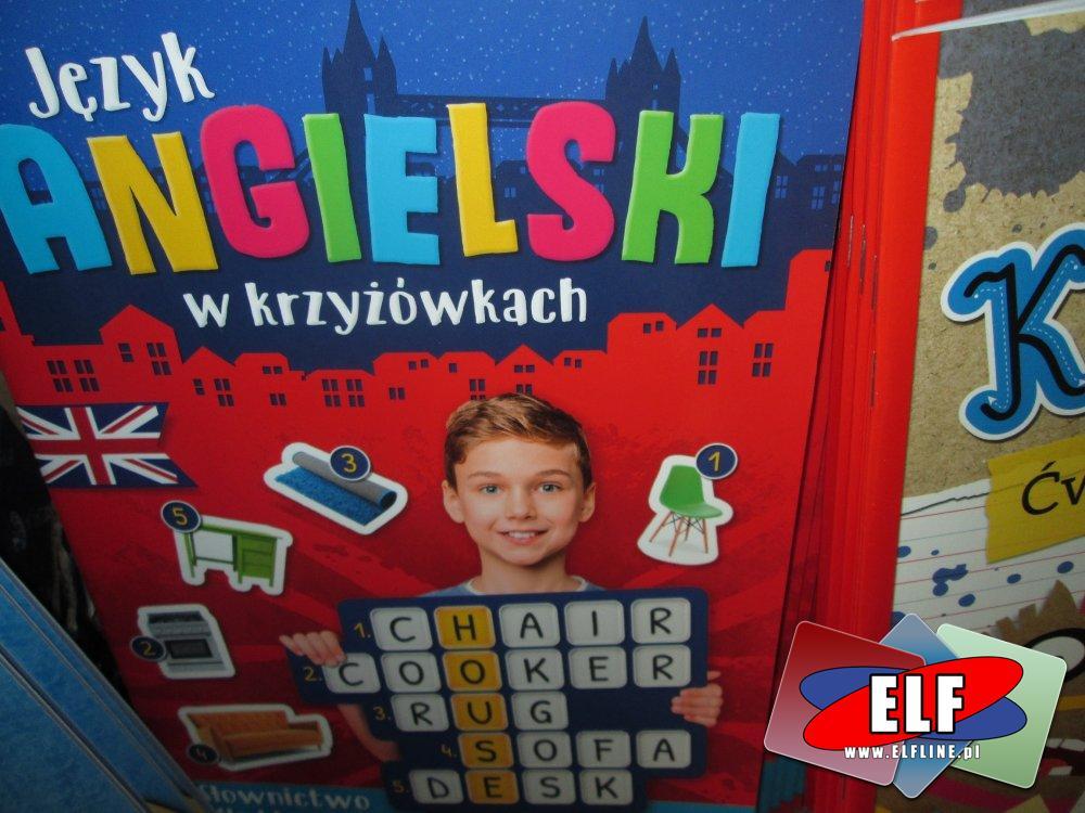 Książki edukacyjne, Kaligrafia, Szlaczki, Angielski, ABC, Literki i inne książki edukacyjne, książeczka, książeczki, książka edukacyjna