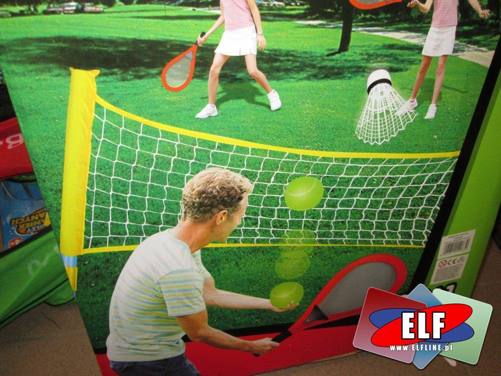 Sport Set, 2 w 1, zestaw do gry w tenisa ziemnego, badminton, zestaw sportowy, zestawy sportowe
