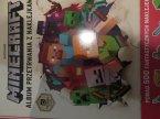 Minecraft Album przetrwania z naklejkami, albumy, naklejki Minecraft Album przetrwania z naklejkami, albumy, naklejki