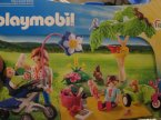 Playmobil, Mama z dzieckiem w wózku w parku, życie w mieście