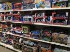 Zabawki, GraviTrax, Ben 10, Hot Wheels, Build a Bot, Ready 2 Robot i inne zabawki