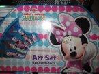 Zestaw artystyczny Mickie Mouse, Hot Wheels i inne, Zestawy artystyczne