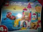 Lego Disney, 41160, 41159 i inne zestawy, klocki Lego Disney, 41160 Nadmorski zamek Arielki, 41159 Przejażdżka karetą kopciuszka i inne zestawy, klocki