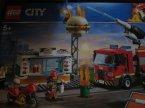 Lego City, 60214 Na ratunek w płonącym barze, klocki