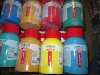 Acrylic, farba akrylowa, Talens Acrylic, farba akrylowa, Talens