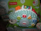 Fisher-Price, Jeżyk interaktywny, edukacyjny, zabawki edukacyjne, interaktywne, zabawka edukacyjna, interaktywna