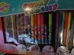 ToysFun, Funy & Smelly, Pachnące długopisy, flamastry, kredki, zestaw piśmienniczy pachnący, kredka, długopis, flamaster
