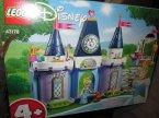 Lego Disney, 43178 Przyjęcie w zamku Kopciuszka, klocki