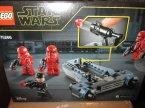 Lego StarWars, 75266 Zestaw bitewny żołnierzy Sithów, Star Wars, klocki