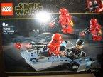 Lego StarWars, 75266 Zestaw bitewny żołnierzy Sithów, Star Wars, klocki Lego StarWars, 75266 Zestaw bitewny żołnierzy Sithów, Star Wars, klocki
