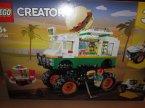 Lego Creator, 31104 Monster truck z burgerami, klocki Lego Creator, 31104 Monster truck z burgerami, klocki