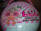 L.O.L. OOH LA LA Baby Suprise, LOL, Laleczki, laleczka, LIL Sisters