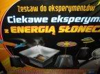 Zestaw do eksperymentów, ciekawe eksperymenty z energią słoneczną, zabawka edukacyjna, zestaw edukacyjny