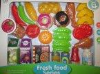 Fresh Food Series, plastikowe jedzenie, zabawka, zabawki
