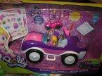 Polly Pocket, Samochodzik, Samochód, Lalka, lalki, Secret Utility Vehicle