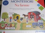 Clementoni, Gra Montessori, Na farmie, Gry edukacyjne, Gra edukacyjna Clementoni, Gra Montessori, Na farmie, Gry edukacyjne, Gra edukacyjna
