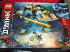 Lego Ninjago, 71750 Wodny mech Lloyda, klocki Lego Ninjago, 71750 Wodny mech Lloyda, klocki