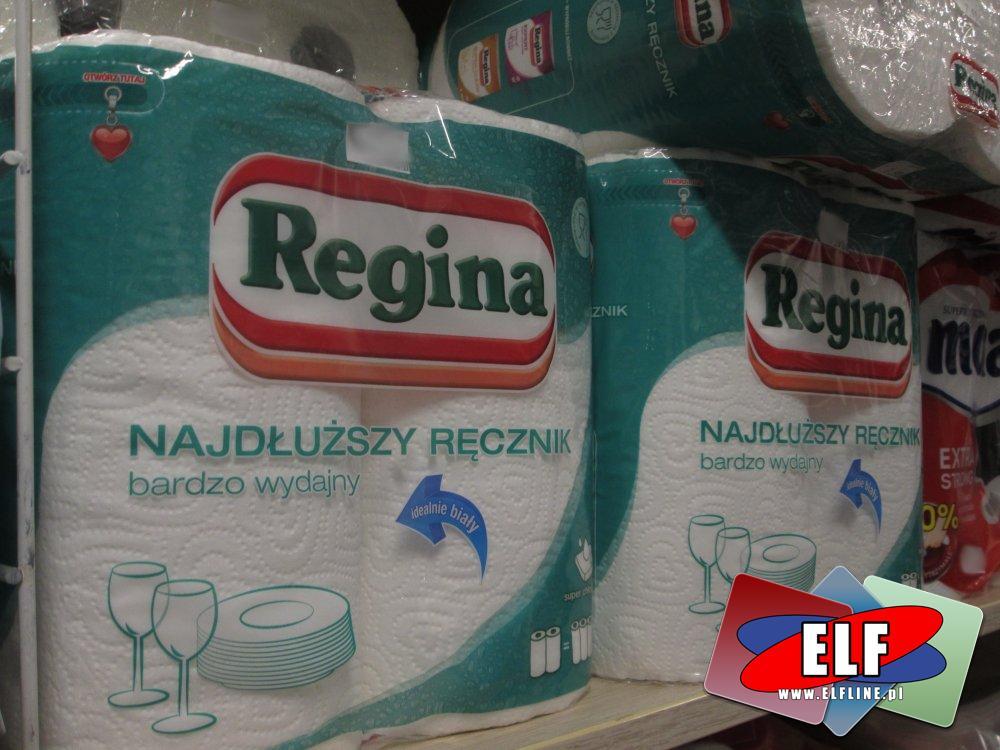 Papier toaletowy, Mola, Regina i inne, Ręczniki papierowe, w rolce, do automatów dozujących i inne akcesoria papiernicze
