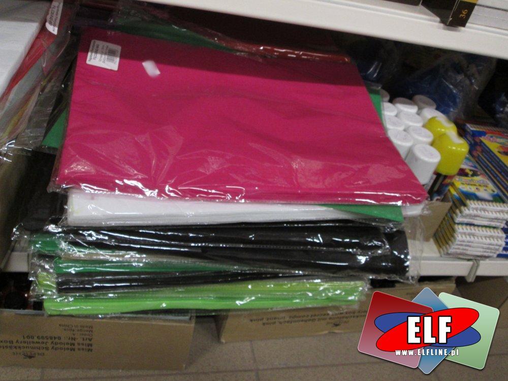 Filc, Różne kolory, ozdobny, kolorowy filc