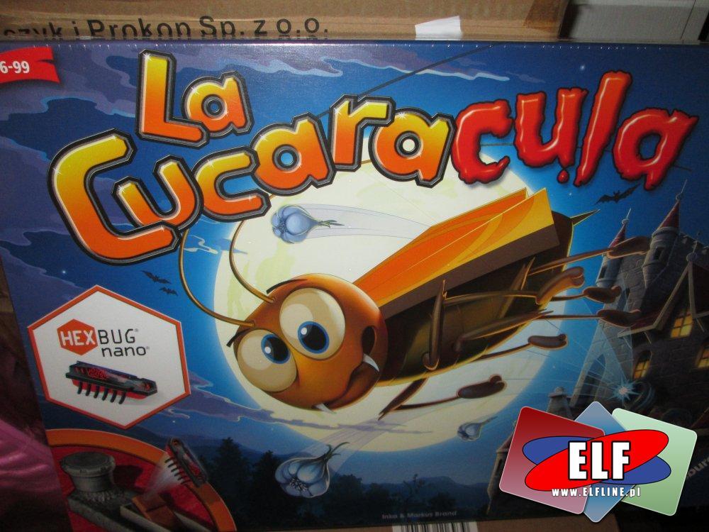 Gra, La Cucaracula, Gry