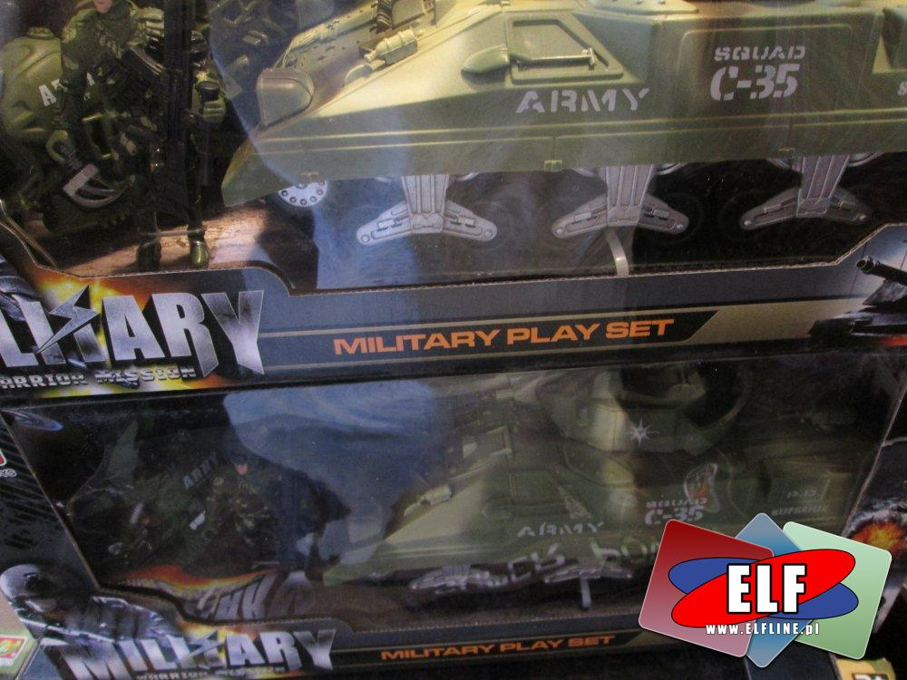 Army Force, zabawki wojskowe