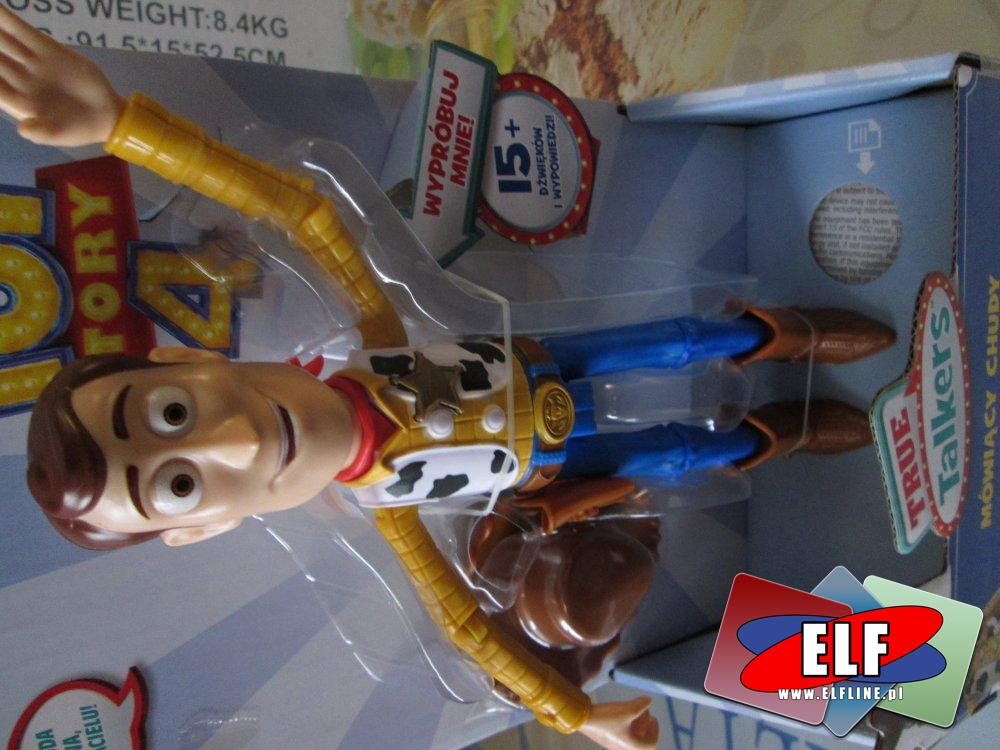 Toy Story, Mówiący chudy