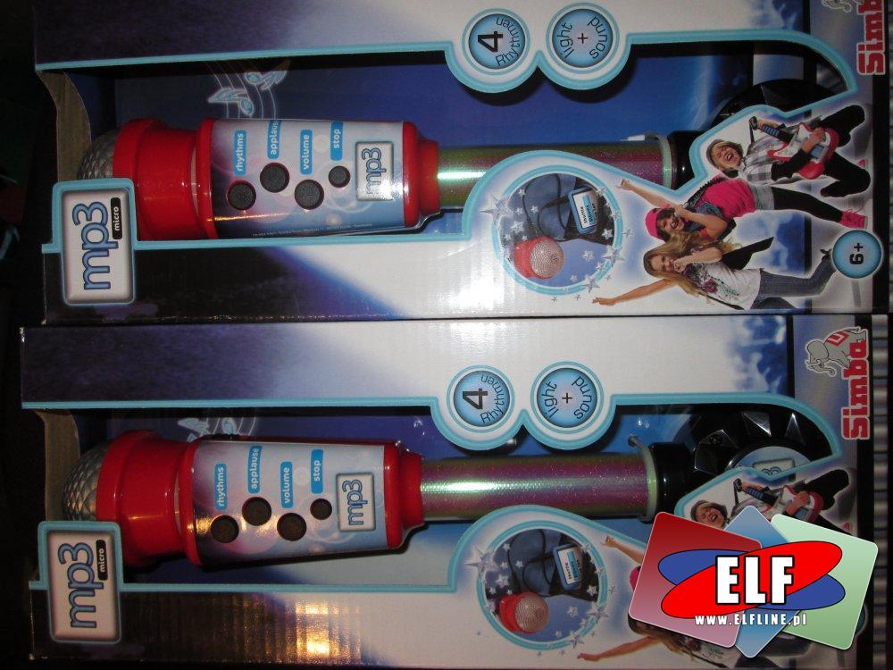 Mikrofon MP3 Zabawka, Mikrofony zabawki