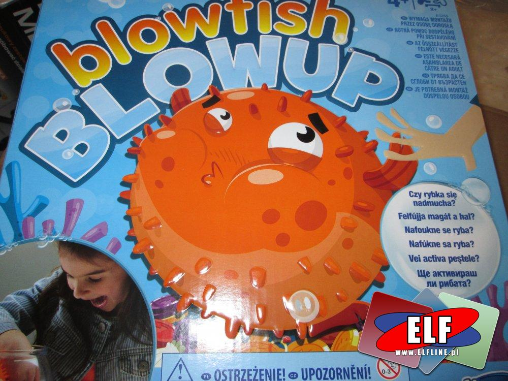Gra, Blowtish Blowup, Gry