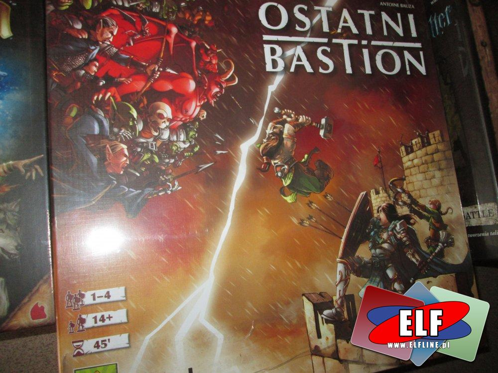 Gra Ostatni Bastion, Gry