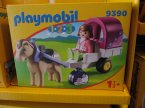Playmobil 9390, Kareta