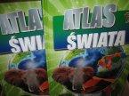 Książki edukacyjne, Atlas świata, Encyklopedia dla dociekliwych Książki edukacyjne, Atlas świata, Encyklopedia dla dociekliwych