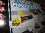 Tor samochodowy publiczne lotnisko, zabawka, tory samochodowe, samochody, samochodziki, samolot