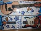 Folk Guiter, Gitara, Gitary, instrument muzyczny, instrumenty muzyczne dla dzieci, zabawka, zabawki