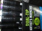 Dual-Tip Skin Tone, Markers, Markery, Mazaki, Mazak, Marker