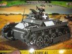 Cobi Mała armia, Klocki, Czołg, Czołgi, Panzer, Karl, zabawka, zabawki