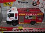 Dickie Toys, Scania Fire Rescue, Straż pożarna, samochód zabawka, samochody zabawki