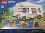Lego City, 60283 Wakacyjny kamper, klocki