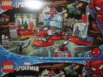 Lego Spider-Man, 76175 Atak na kryjówkę Spider-Mana, Spiderman, klocki