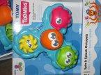 Tomy Toomies, Spin & Splash Octopals, Ośmiornice Spin & Splash, zabawka, zabawki Tomy Toomies, Spin & Splash Octopals, Ośmiornice Spin & Splash, zabawka, zabawki