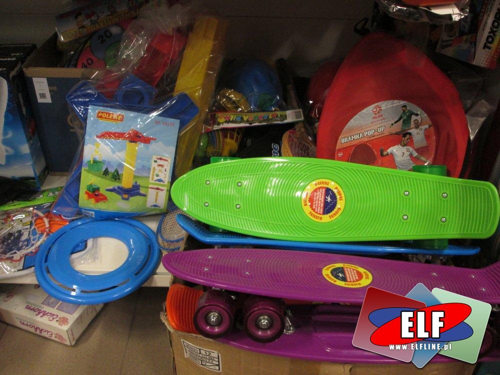 Deskorolka, Deskorolki i inne zabawki