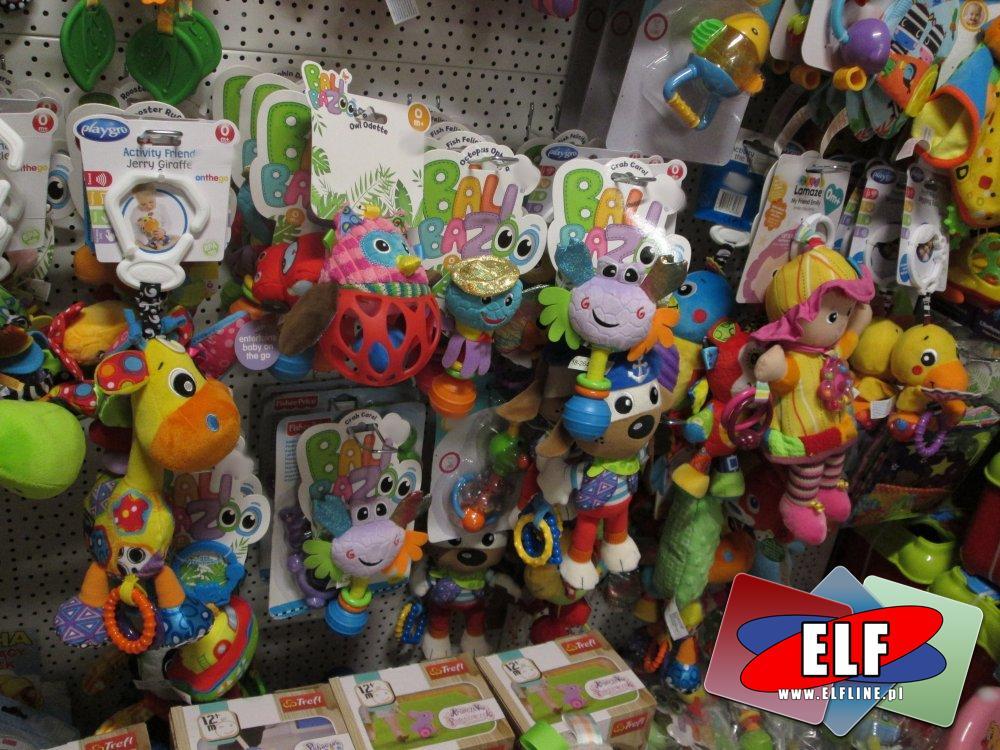 BaliBazoo, Lamaze i inne zabawki dla malucha, dla dzieci, dla najmłodszych, zabawka