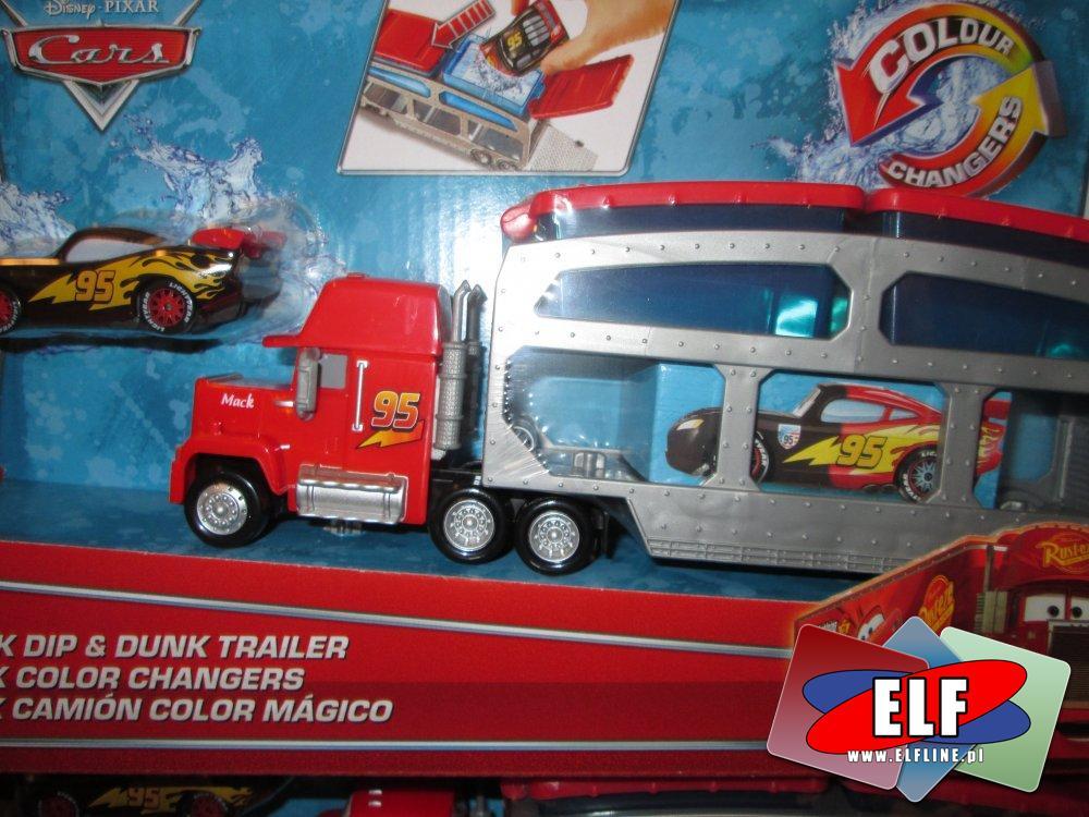 Cars, Autka, Maniek, Zygzag i inne zabawki samochód, samochodu, autka, autko, ciężarówka, ciężarówki
