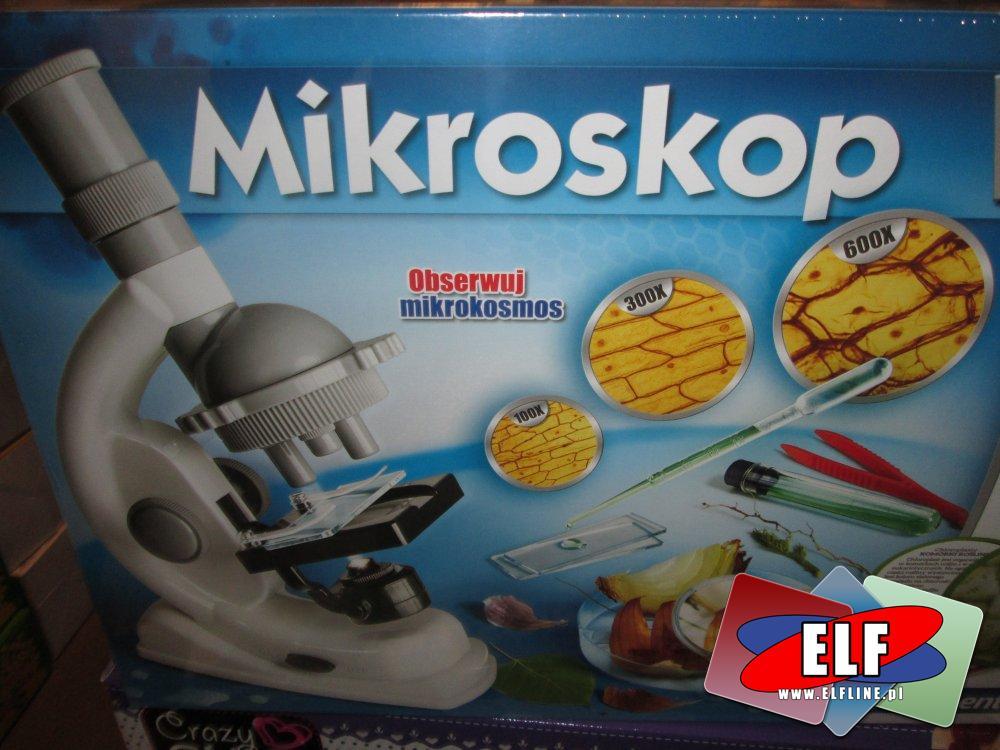 Mikroskop, Zabawki edukacyjne, zabawka edukacyjna, kreatywna, kreatywne