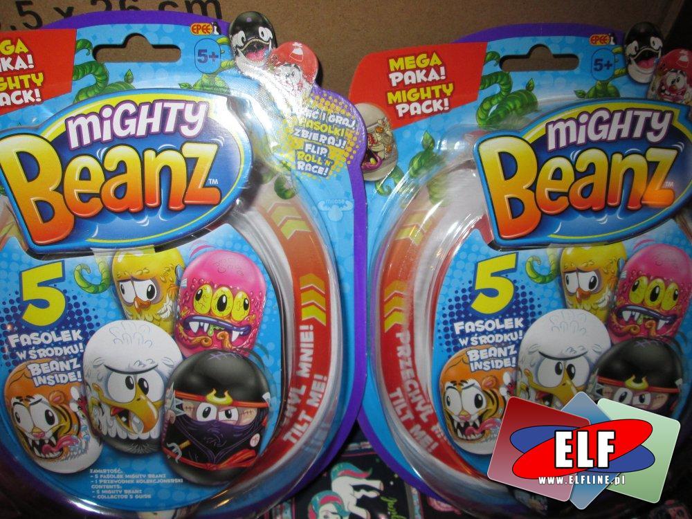 Mighty Beanz, Fasolki Mighty Beanz